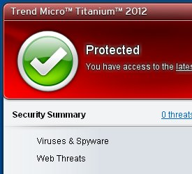 Show and Tell Meg: Bzz Review: Trend Micro Titanium Max Security