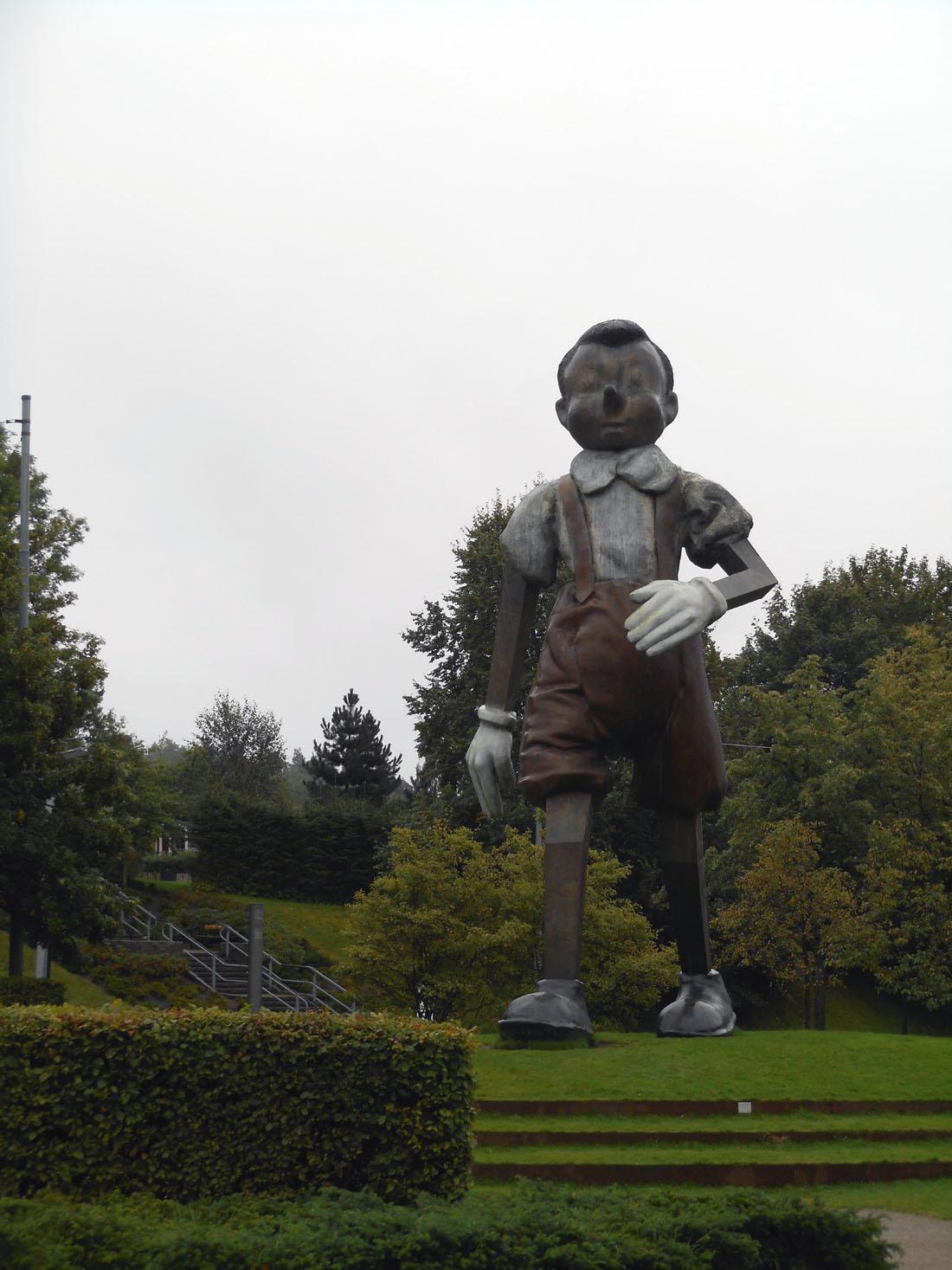 Pinocchio a Borås