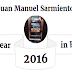 Resumen de 2016 en libros