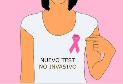 test cancer de mama