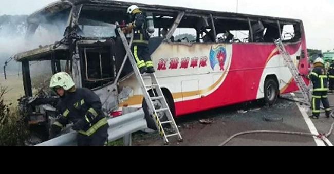 Κίνα: Τρομακτική έκρηξη σε λεωφορείο με 15 τραυματίες – Από τα παράθυρα έβγαινε ο κόσμος! (βίντεο)