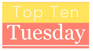 Top Ten Tuesday: Favorite Book Couples!