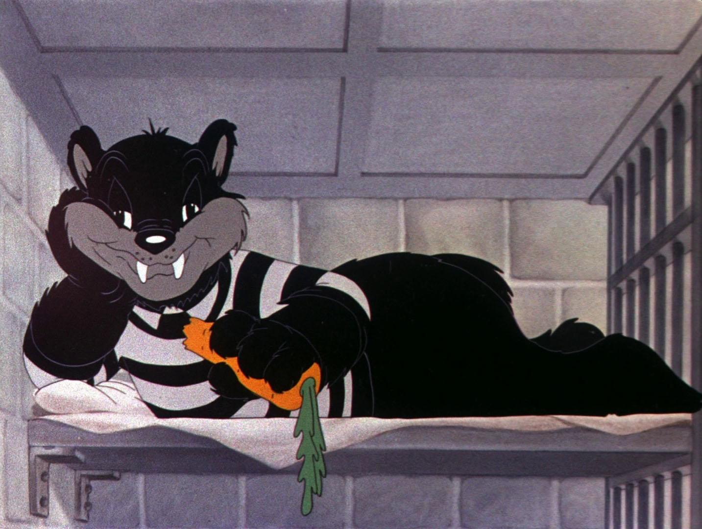 "Looney Tunes Pictures: ""Wabbit Twouble"""