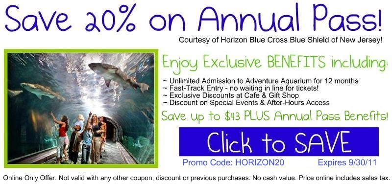 Mommy S Coupon Fairy Save 20 Off An Annual Passport At
