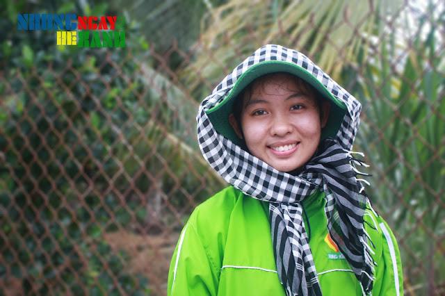 Chiến sĩ Nguyễn Thị Vân Anh