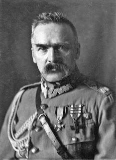 Józef Piłsudski - fot. Witold Pikiel