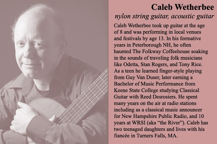 Caleb A. Wetherbee Biography