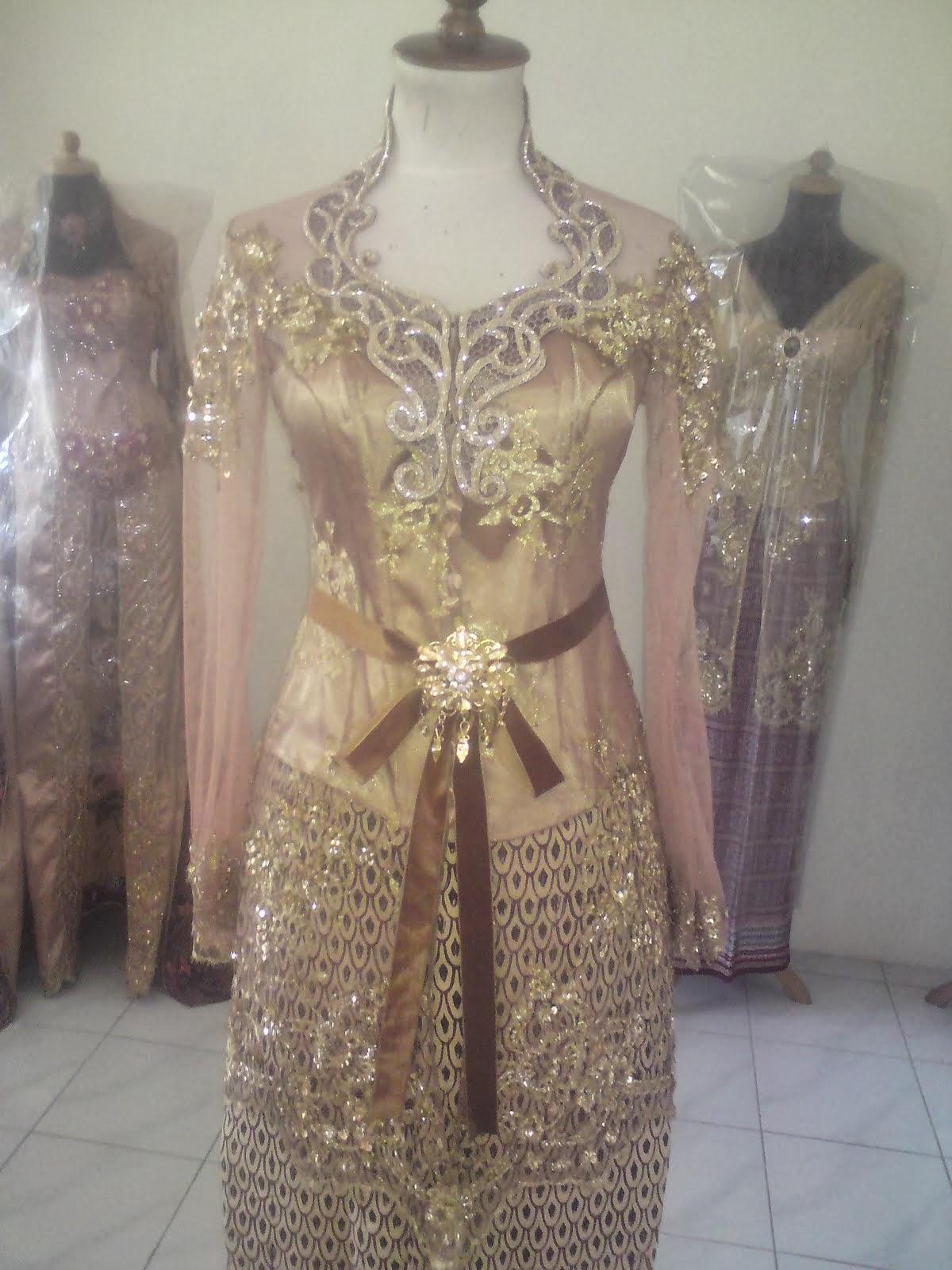 Trend Terbaru Model Kebaya Indonesia 2014 - Naranua