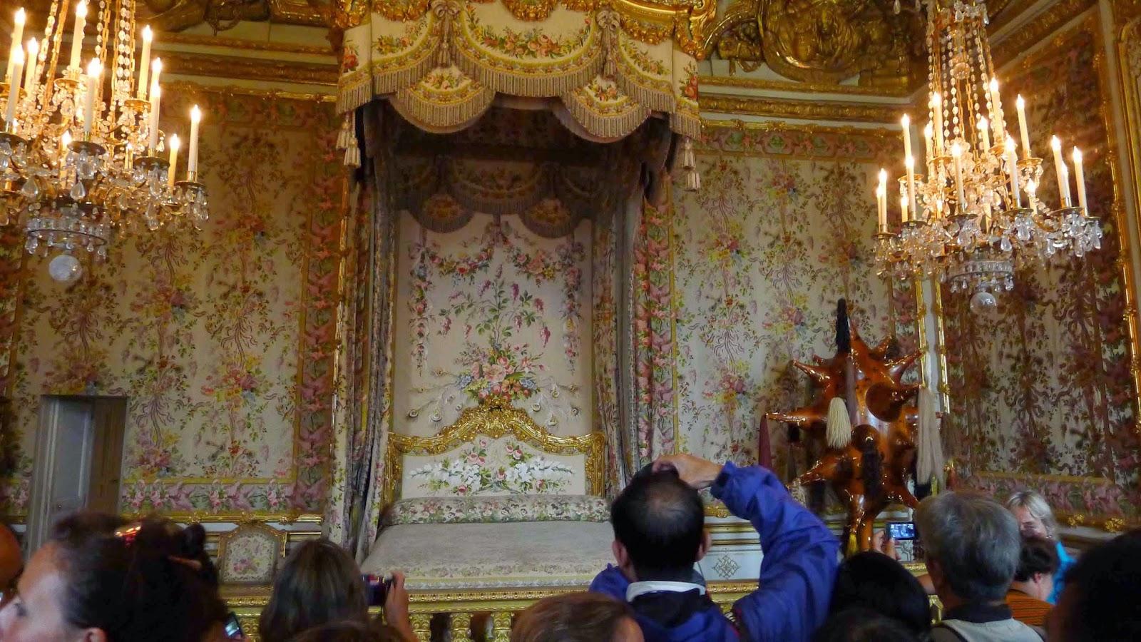 Versailles Queen's Chamber