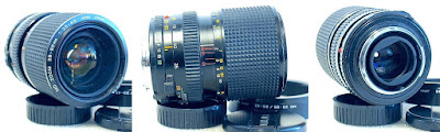 Minolta MD 28-85mm 1:3.5~4.5 Macro Zoom #746
