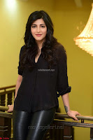 Shruti Haasan Looks Stunning trendy cool in Black relaxed Shirt and Tight Leather Pants ~ .com Exclusive Pics 047.jpg