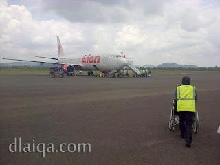 Layanan Kursi Roda Lion Air