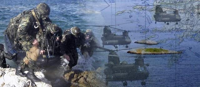 """Κλιμάκωση: Η Ελλάδα έθεσε σε επιφυλακή την «Δύναμη """"Δ""""» - «Συνήθης ετοιμότητα» λέει το ΓΕΕΘΑ - Παρέμβαση ΗΠΑ"""