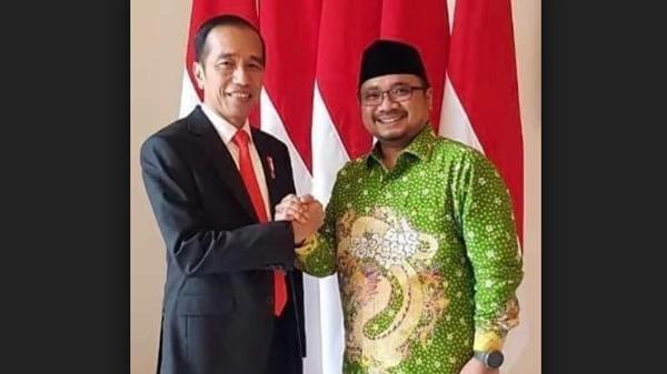Pengamat: Jika Prabowo Pilih Abdul Somad, Jokowi Bisa Saja Pilih Gus Yaqut