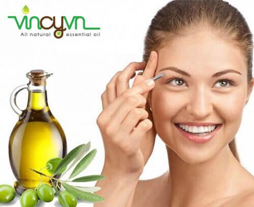 dầu oliu dưỡng ẩm
