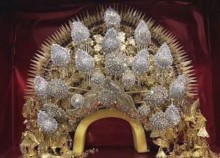Mengenal Suntiang, Mahkota Pengantin Minangkabau