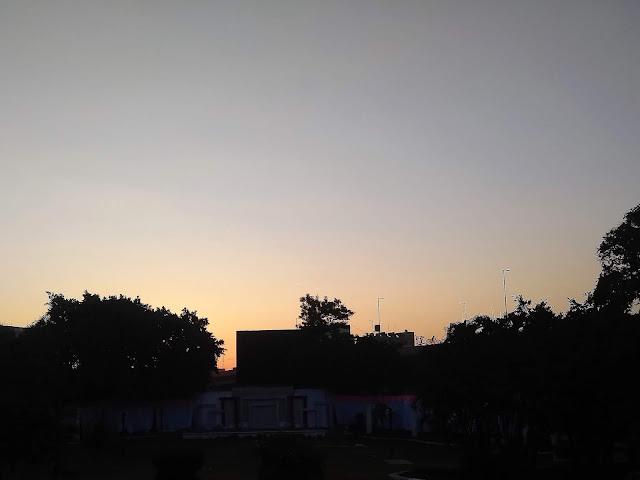 Aurangabad, aircraft, morning