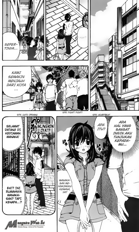 Ichigo 100% Chapter 119-4