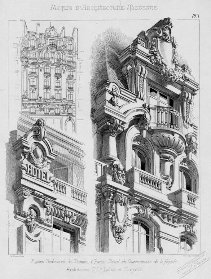 02-Noe-L-1920s-Hand-Drawn-Architectural-Drawings-www-designstack-co