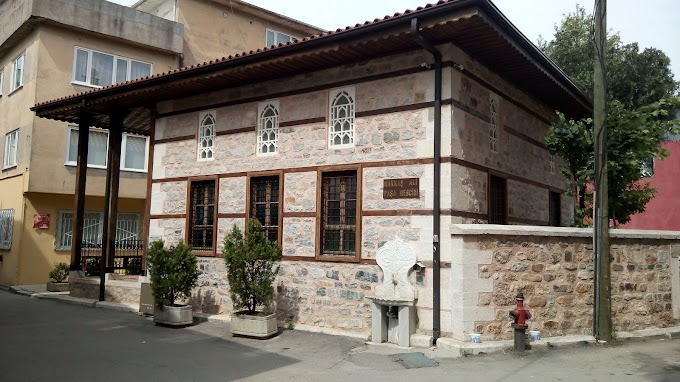 NAKKAŞ  ALI MESCİDİ