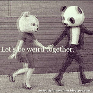 Let's be weird together! Trippy mindfuck eye play photo