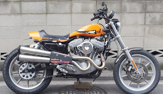 sportster 1200 s street tracker by momiaged speed