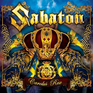 """Επανακυκλοφορεί ο δίσκος των Sabaton - """"Carolus Rex"""""""