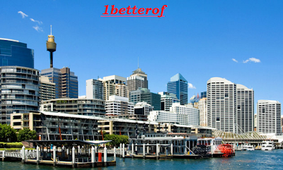 Traveling Sydney 1