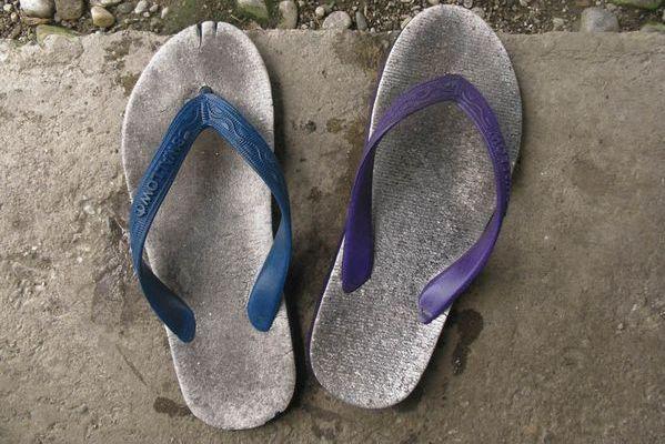 Mencegah Sandal Hilang Saat Taraweh ~ Emmethe