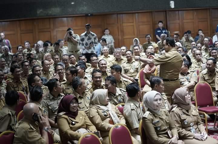 Diisukan Negatif Soal Rotasi Jabatan, Anies Baswedan Akhirnya Blak-Blakan