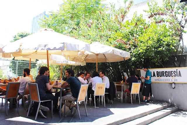 Restaurante La Burguesía