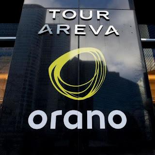 Orano reprend les activités cycle nucléaire d'Areva