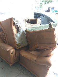 tempat ganti kulit sofa