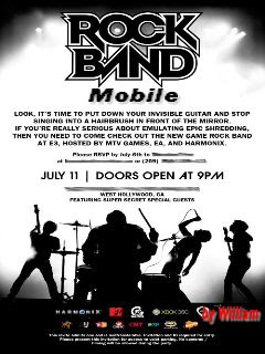 Download Rock Band Mobile (Celular)