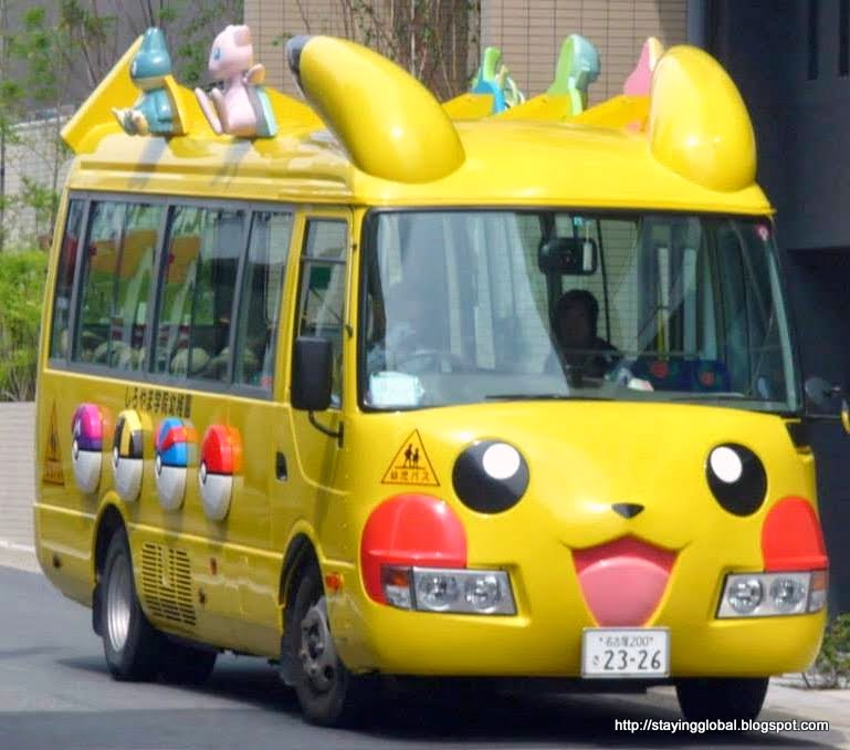 Jabanese Bus