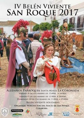 Belén Viviente 2017 - San Roque