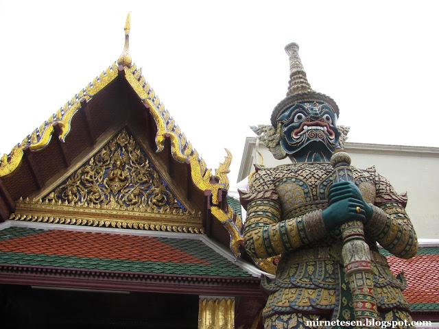 Стражи Большого Дворца, Бангкок