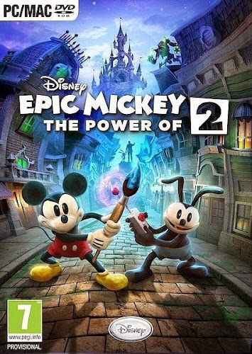 Epic Mickey 2 The Power of Two PC Full Español