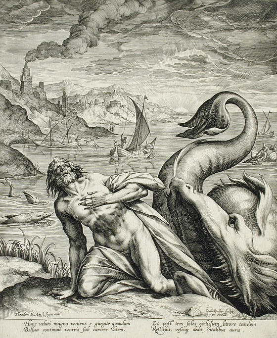 Jonah: A 'Non-Practising' Theologian