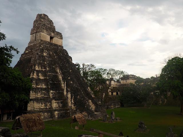 Temples of Tikal, Guatemala