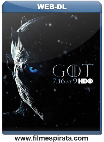 Game of Thrones 7ª Temporada Torrent – WEB-DL 720p e 1080p Dublado (2017)