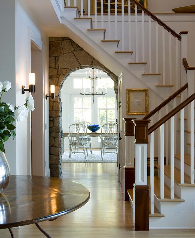 Interior Design For New Home: New Home Interior Design: Maine Beach Cottage