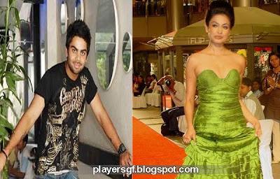 Virat Kohli And Sarah Jane