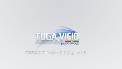 Patch PES 2017 Terbaru dari Tuga Vicio V0.1