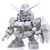 P-Bandai: Gashapon Senshi Forte EX 02 MRX-009 Psycho Gundam - Release Info