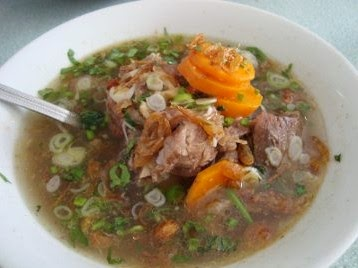 Sop Daging yang Sehat
