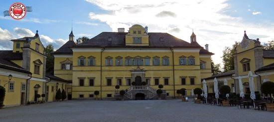 Palacio de Hellbrunn, Salzburgo