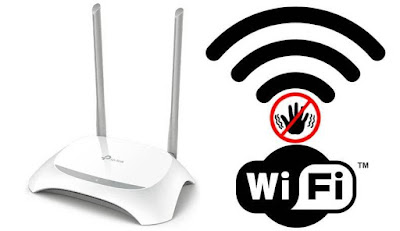 Cara Blokir Pengguna WiFi Lain