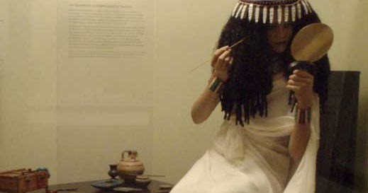 Ancient Egyptian Cosmetics Kids Ancient Egypt Homework