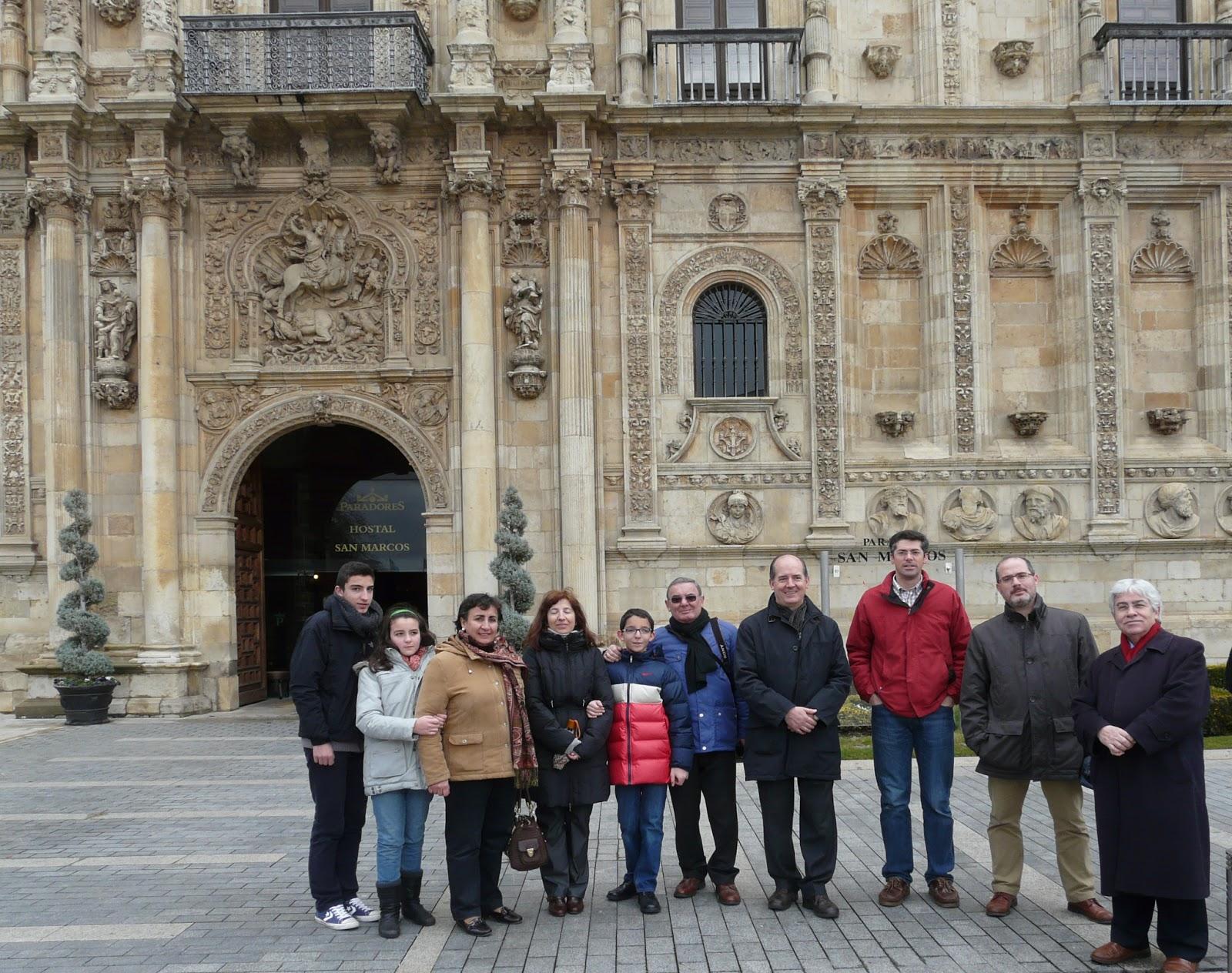 Anciles: Visita cultural al Museo de León